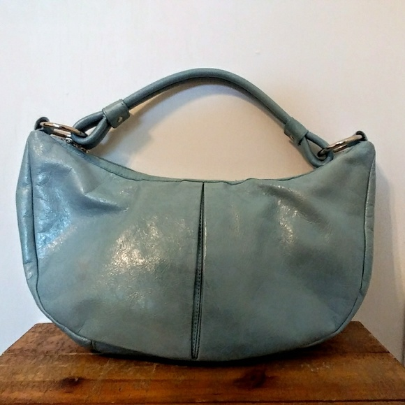 68b7b2317a HOBO Handbags - Hobo International Small Leather Hobo Bag